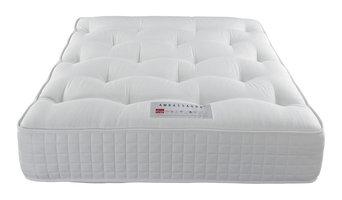 Ambassador Pocket Sprung Hotel Medium-Firm Mattress, Single 90 cm
