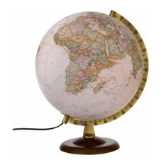 National Geographic Gold Globe, Antique