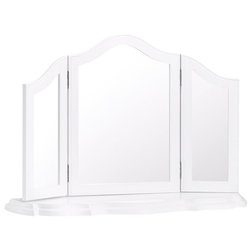Country Makeup Mirrors by The Furniture Outlet