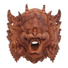 Handmade  mask 'Monkey II - Indonesia