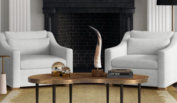Up to 50% Off Bestselling Living Room Seating