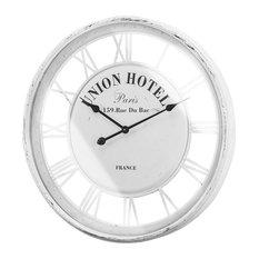 Union Hotel Paris 159 Rue Du Bac Wall Clock