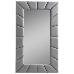 Sun Leather Mirror, 120x200 cm