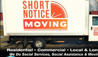 Short Notice Movers Vancouver