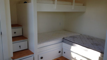 Finished Bunk House