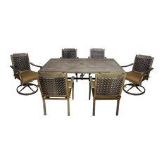 Sahara 7-piece Dining Set