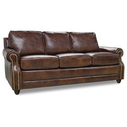 Traditional Sofas by LUKE LEATHER FURNITURE