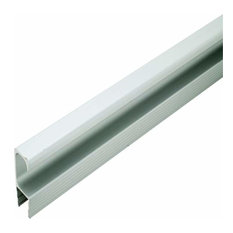 Extruded Aluminum Metal Cabinet and Drawer Pulls | Houzz