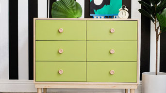 NIco and Yeye Lukka Dresser for Kids