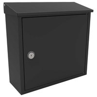 Allux 400 Top Loading Wall Mount Locking Mailbox