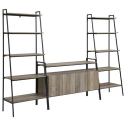 Industrial Entertainment Centers And Tv Stands by Walker Edison