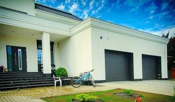 Секционные гаражные ворота и входные двери