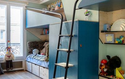 Avant/Après : 2 chambres d'enfant passent du simple au double