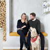 Houzz Tour: A White Backdrop Showcases Danish Classics in Denmark