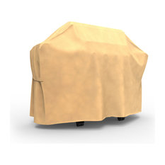 """Budge All-Seasons Waterproof BBQ Grill Cover 