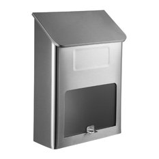 qualarc metros mailbox with window mailboxes - Modern Mailboxes