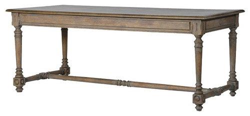 Turned Leg Dining Table - ダイニングテーブル