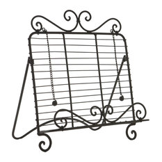 Fantaisie Metal Cookbook Holder