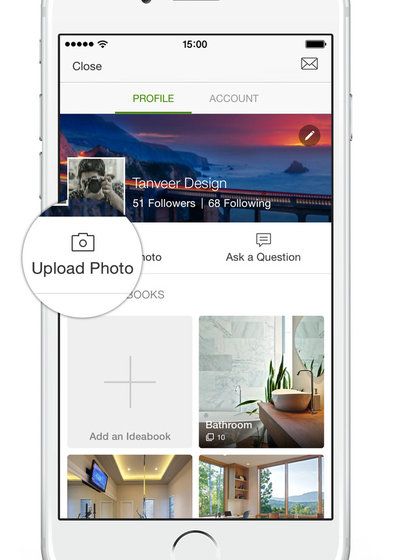 Inside Houzz Updates To The Houzz App For Iphone Ipad
