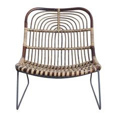 - Kawa Lounge Stol - Indendørs Chaiselonger