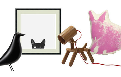 Shop Houzz: The Ultimate Pet Lover's Gift Guide