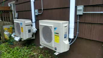 Daikin EMURA Ductless Air conditioning in Englewood, NJ