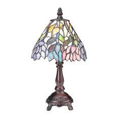 "13.5"" Wisteria Mini Lamp"