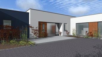 New Residence in Killarney, Co.Kerry, Ireland