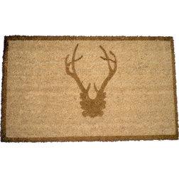 Rustic Doormats by Geo Crafts Inc