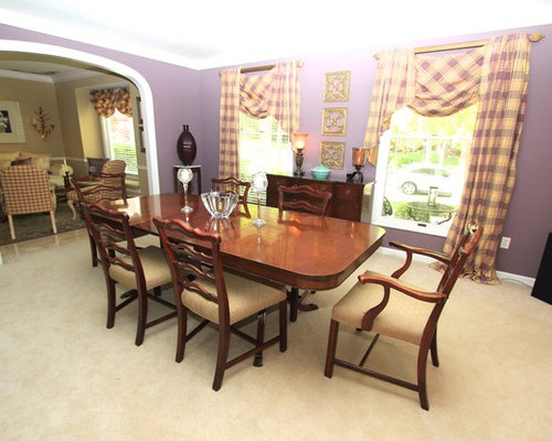 Switching Living Room And Dining