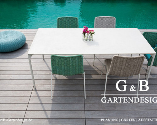 Gempp Gartendesign / Privatgarten Mit Living - Pool Gartendesign Mit Pool