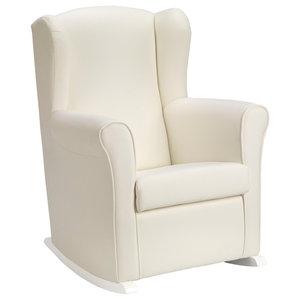 Julia Nursing Chair, Beige