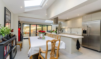 Single storey extension to West London property