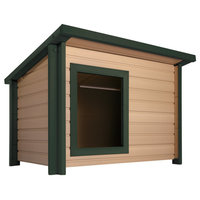 New Age Pet Rustic Lodge Dog House, x Large