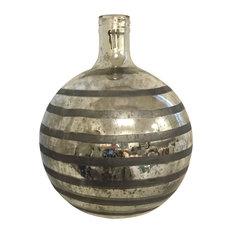 Mercury, Glass Vase