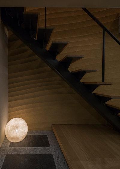 エクレクティック 階段 by RON DESIGN