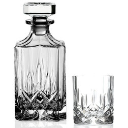 Traditional Decanters by Lorenzo Import, LLC