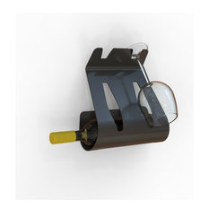 Shop Wall Mount Hair Dryer Holder Products On Houzz