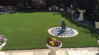 Urban London Garden