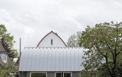 Silbernes Gewölbe: Ein Anbau schlüpft in die Hauptrolle