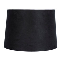 50 most popular contemporary lamp shades for 2018 houzz urbanest urbanest 12 suede hardback lamp shade black lamp shades aloadofball Image collections
