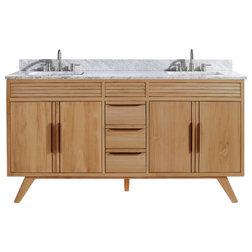 Midcentury Bathroom Vanities And Sink Consoles by Avanity Corporation