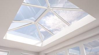 Stratus Aluminium Roof Lantern