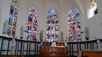 Eglise de Bérulle