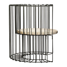 Fikissimo - Grid Armchair - Garden Lounge Chairs