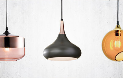 The Pick of Contemporary Pendants