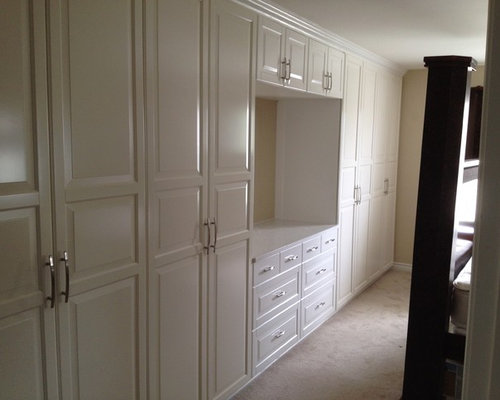 Inspiration for a modern home design remodel in Toronto. Master Bedroom Wardrobe   Houzz