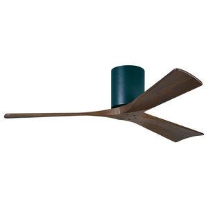 Matthews Atlas Irene 3H Hugger DC Ceiling Fan, Textured Bronze, 107 cm
