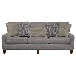 Phenomenal Gilmer Sofa Gunmetal 6560338 Transitional Sofas By Pdpeps Interior Chair Design Pdpepsorg