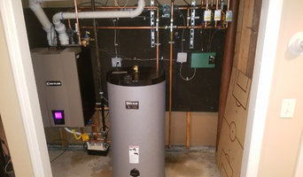 HIGH EFFICIENCY BOILER AND WATER HEATER